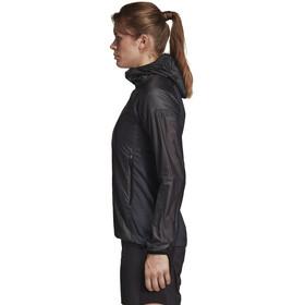 adidas TERREX Agravic Alpha Hooded Shield Jacket Women Carbon